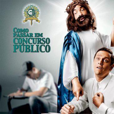 """FEST-SHOW da Comédia: """"Como Passar em Concurso Público"""""""