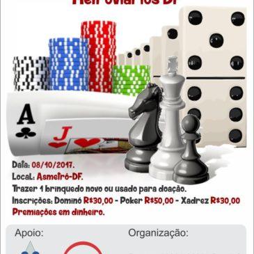 1º Campeonato de Jogos da Mente