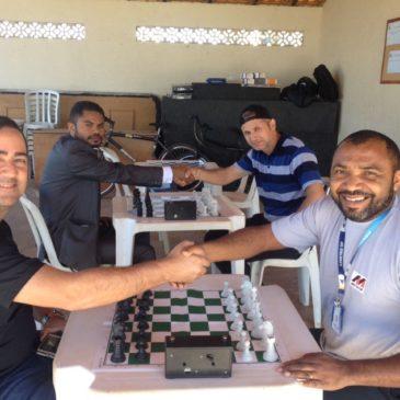 Torneio de Xadrez na Asmetrô-DF