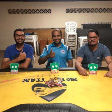 Torneio de Poker na Asmetrô-DF