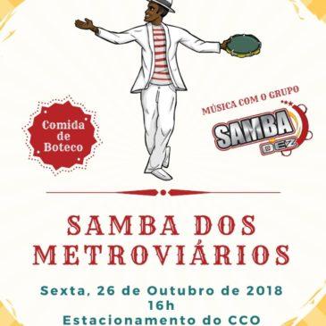 Festa do Dia dos Metroviários