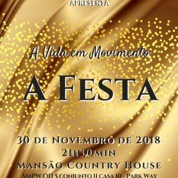 Festa dos Associados 2018