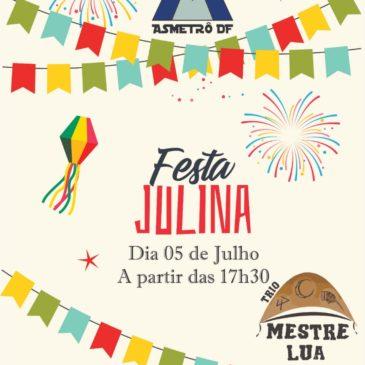 Festa Julina da Asmetrô