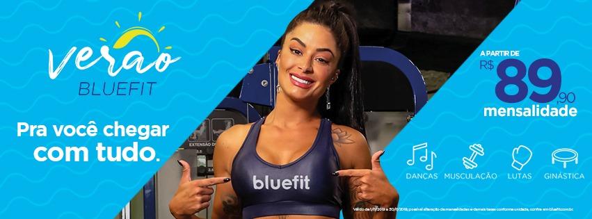 Bluefit – Campanha Novembro/2019
