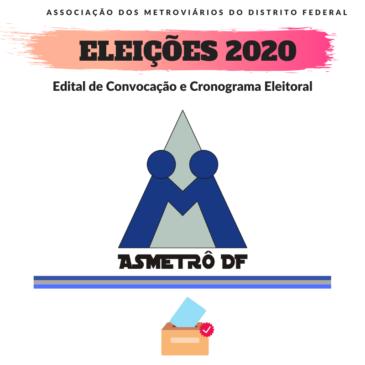 Eleições 2020 – Comunicado da Comissão Eleitoral
