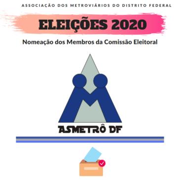 Eleições 2020 – Integrantes da Comissão Eleitoral