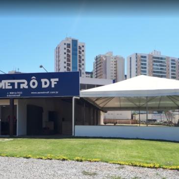 Retorno das atividades de lazer na sede da Asmetrô-DF